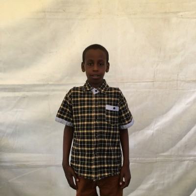 Daudi Mutwiri, one of the children helped by Eudaimonia through Child Sponsorship Kenya