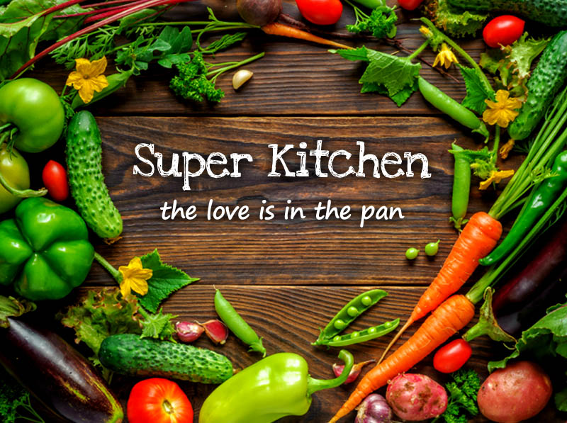 Super Kitchen is a network of members who run social eating spaces; cooking for their communities with love
