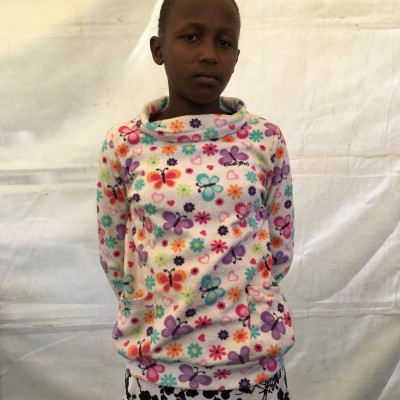 Celine Kairuthi, one of the children helped by Eudaimonia through Child Sponsorship Kenya