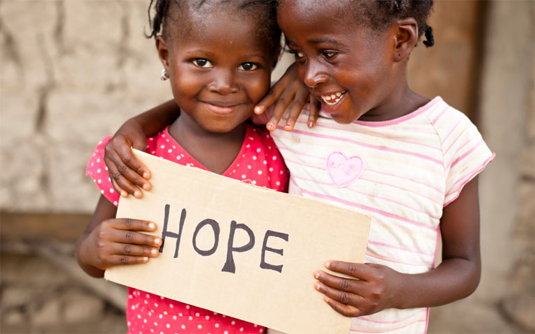 Child Sponsorship Kenya for only 35p per day helps with school uniforms and equipment