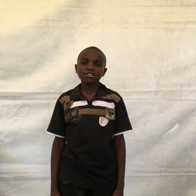 Samuel Kiriinya, one of the children helped by Eudaimonia through Child Sponsorship Kenya