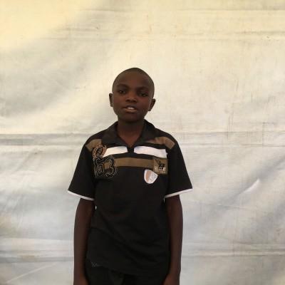 Samuel Kiriinya, one of the children helped by Eudaimonia through Child Sponsorship Kenya