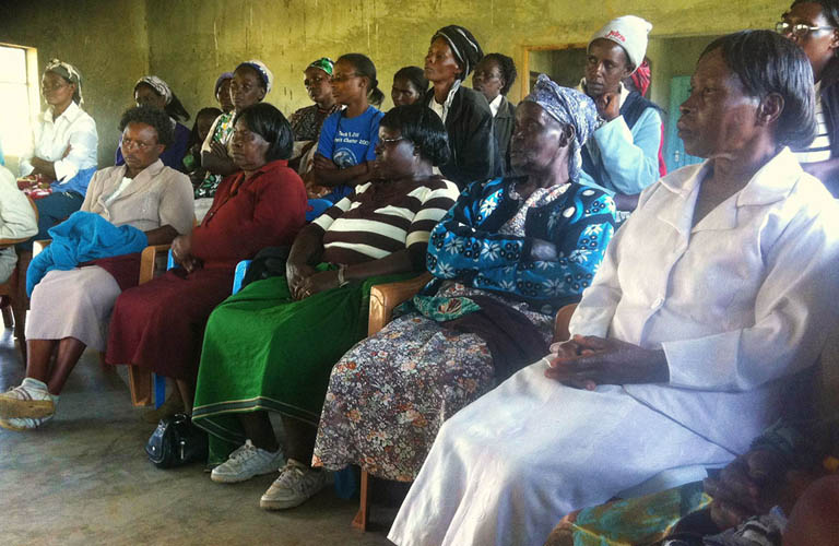 Tumaini support group was started in the year 2008 and registered officially with social services and gender development government department in 2013