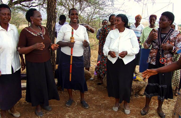 Supporting and Developing Women's Groups Kenya / Upendo-Kamuketha Women's Group
