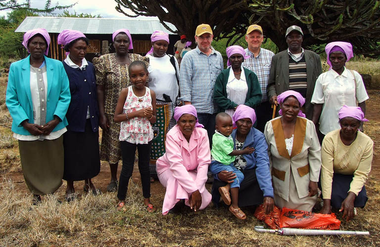 Supporting and Developing Women's Groups Kenya / Wero Women's Group