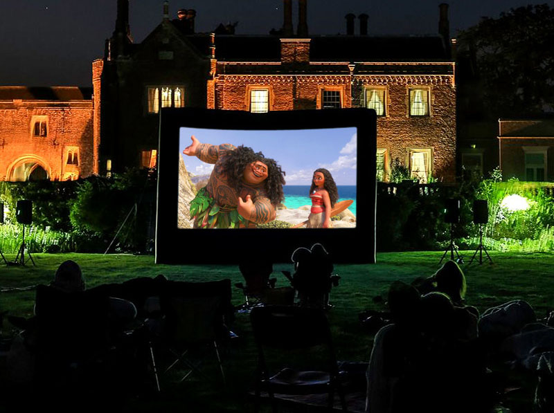 Outdoor Cinema Entertainment